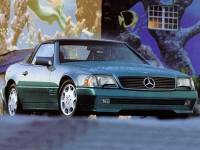 Pre-Owned 1995 Mercedes-Benz SL-Class Base Convertible in St Augustine FL