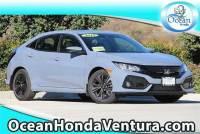 New 2019 Honda Civic Hatchback EX Hatchback For Sale or Lease in Ventura near Oxnard, Santa Barbara & Camarillo
