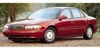 Pre-Owned 1997 Buick Century Custom