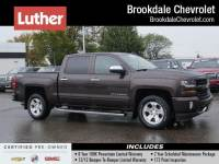Certified Pre-Owned 2016 Chevrolet Silverado 1500 Crew Cab Short Box 4-Wheel Drive LT Z71