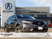2019 Acura MDX 3.5L Advance Pkg