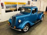 1937 Ford Pickup - HOT ROD TRUCK - 327 V8 - VERY CLEAN BODY - NICE PAINT - SEE VIDEO