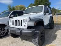 2016 Jeep Wrangler JK Sport 4x4