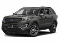 2017 Ford Explorer Sport SUV in Columbus, GA