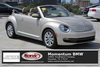 Used 2013 Volkswagen Beetle 2.0L TDI w/Sound/Navigation Convertible in Houston