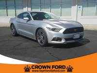 2016 Ford Mustang EcoBoost Premium Coupe 4