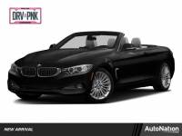 2016 BMW 428i SULEV