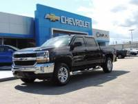 Certified Pre-Owned 2016 Chevrolet Silverado 1500 Crew Cab Short Box 4-Wheel Drive LT VIN 3GCUKREC4GG379142 Stock Number 24091A