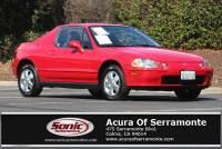 Used 1993 Honda Del Sol Si For Sale in Colma CA | Stock: PPS005293 | San Francisco Bay Area