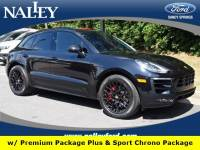 2017 Porsche Macan GTS w/ Premium Package Plus & Sport Chrono Package SUV 6