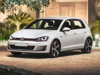 2016 Volkswagen Golf GTI Autobahn w/Performance Package 4-Door