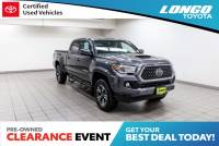 Used 2018 Toyota Tacoma TRD Sport Double Cab 6 Bed V6 4x2 Automatic in El Monte