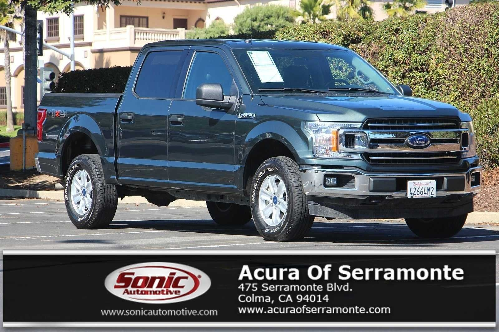 Photo Used 2018 Ford F-150 For Sale in Colma CA  Stock RJKF05791  San Francisco Bay Area