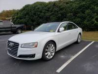 Used 2016 Audi A8 For Sale at Harper Maserati | VIN: WAU34AFD9GN018511