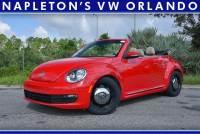 Certified Volkswagen Beetle 1.8T in Orlando, FL