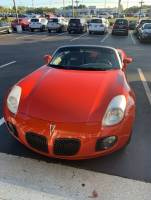 2008 Pontiac Solstice GXP Convertible