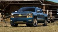 Pre-Owned 2015 Chevrolet Silverado 1500 Crew Cab Short Box 4-Wheel Drive High Country
