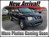 Pre-Owned 2008 Nissan Xterra SE SUV in Jacksonville FL