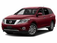 Certified 2016 Nissan Pathfinder Platinum SUV in Greensboro NC