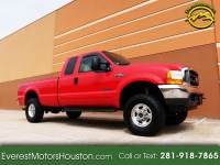 2001 Ford F-250 SD LARIAT SUPER CAB LONG BED 4WD DIESEL