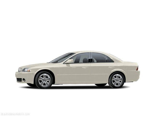 Photo 2006 Lincoln LS V8 Sport Sedan