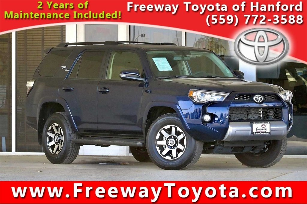 Photo 2019 Toyota 4Runner SUV 4x4 - Used Car Dealer Serving Fresno, Central Valley, CA