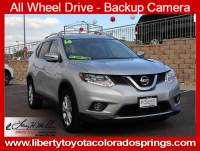 Used 2016 Nissan Rogue SV SV AWD For Sale in Colorado Springs, CO