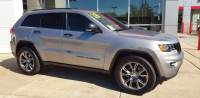 Used 2018 Jeep Grand Cherokee Limited SUV