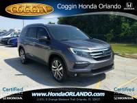 Certified 2016 Honda Pilot Touring FWD SUV in Orlando FL