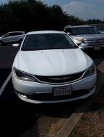 2015 Chrysler 200 4dr Sdn Limited FWD Car for Sale in Mt. Pleasant, Texas