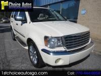 2008 Chrysler Aspen RWD 4dr Limited