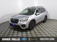 Pre-Owned 2019 Subaru Forester Sport SUV for Sale in Sioux Falls near Brookings