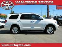Used 2013 Toyota Sequoia RWD 5.7L Platinum