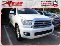 2011 Toyota Sequoia RWD LV8 6-Spd AT Platinum