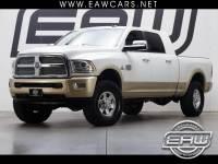 2013 RAM 3500 LARAMIE LONGHORN MEGA CAB 4X4