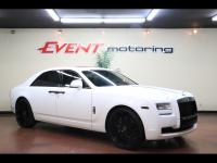2014 Rolls-Royce Ghost 4dr Sdn
