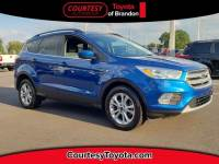 Pre-Owned 2018 Ford Escape SE SUV in Jacksonville FL