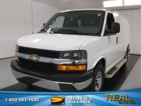 Used 2018 Chevrolet Express 2500 For Sale at Burdick Nissan | VIN: 1GCWGAFG2J1912771