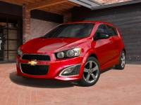Used 2015 Chevrolet Sonic 5dr HB Manual LT For Sale in Oshkosh, WI