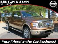 Used 2012 Ford F-150 King Ranch Pickup
