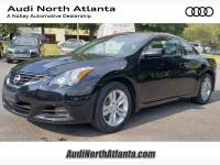 Pre-Owned 2012 Nissan Altima 2.5 S (CVT) Coupe in Atlanta GA