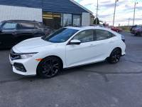 2017 Honda Civic Hatchback Sport Touring CVT