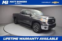 Used 2015 Toyota Tundra 4WD Double Cab Standard Bed 5.7L FFV V8 SR5