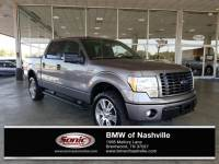 Pre-Owned 2014 Ford F-150 4WD SuperCrew 5-1/2 Ft Box XL