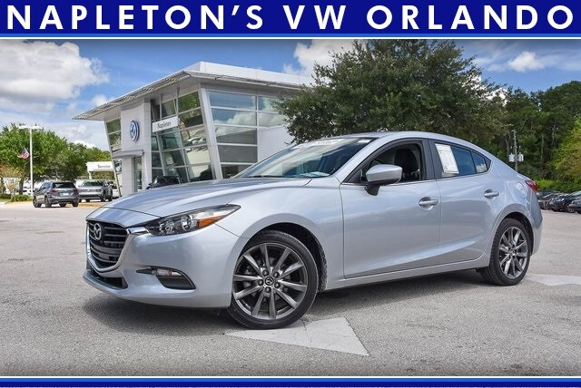 Photo Used 2018 Mazda Mazda3 Touring in Orlando, Fl.
