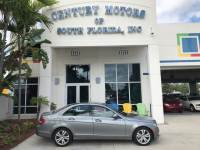 2008 Mercedes-Benz C-Class 3.0L Luxury Leather Seats Sunroof CD Alloy Wheels 1 Owner