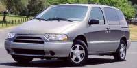 Used 2001 Nissan Quest GXE Mini-van, Passenger For Sale in Soquel near Aptos, Scotts Valley & Watsonville
