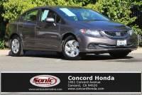 2014 Honda Civic LX in Concord
