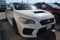 Used 2019 Subaru WRX STI Crystal White Pearl near San Diego   VIN: JF1VA2R69K9818269