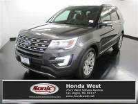 Pre-Owned 2017 Ford Explorer Limited FWD VIN1FM5K7F83HGB81244 Stock NumberTHGB81244